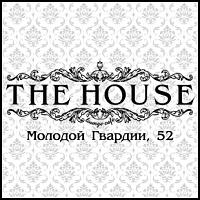 lounge cafe «THE HOUSE» - логотип