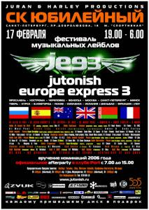 Jutonish Europe Express - 3