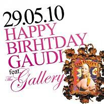 HAPPY BIRTHDAY GAUDI feat.THE GALLERY